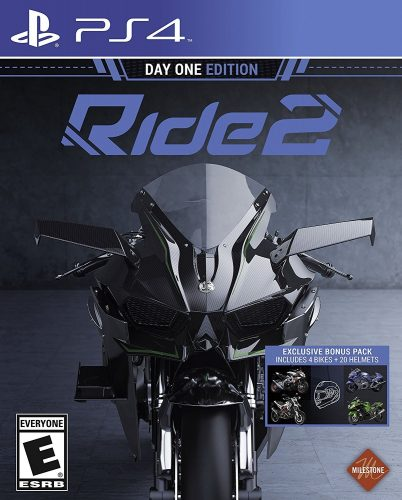 Ride 2 disponible en PS4 y XBOX One portada criticisght