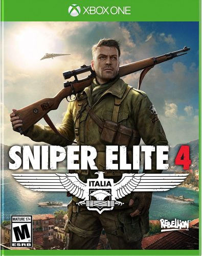 Sniper Elite 4 disponible en XBOX One y PS4 portada criticsight