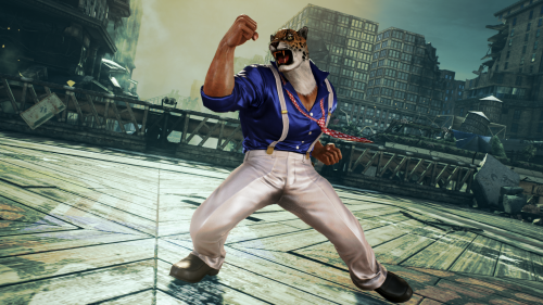 Tekken 7 Consolas PS4 XBOX One PC Criticsight 2017 Imagen king traje tekken 2 ps4 2