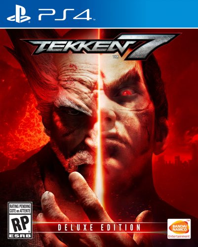 Tekken 7 Consolas PS4 XBOX One PC Criticsight 2017 Imagen ps4 deluxe edition portada