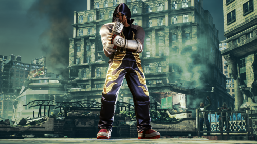 Tekken 7 Consolas PS4 XBOX One PC Criticsight 2017 Imagen traje jin tekken 4 ps4