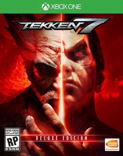 Tekken 7 Consolas PS4 XBOX One PC Criticsight 2017 Imagen xbox one deluxe edition portada