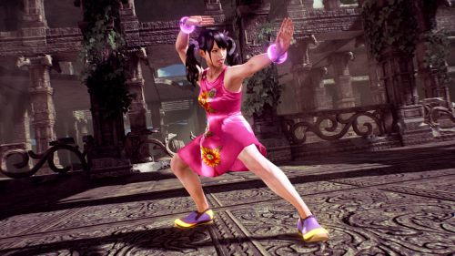 Tekken 7 Consolas PS4 XBOX One PC Criticsight 2017 Imagen xiaouyu traje tekken 4 ps4 2