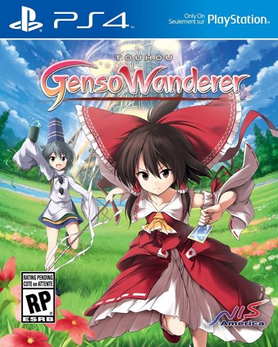 Touhou Genso Wanderer disponible en PS4 portada criticsight