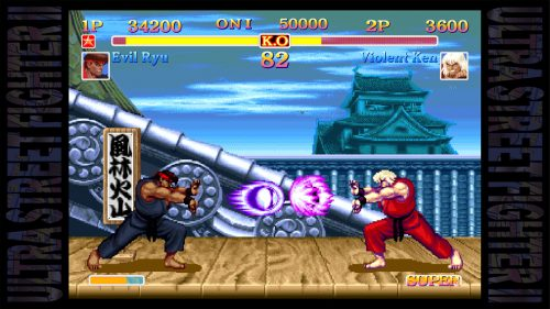 Ultra Street Fighter II The Final Challengers nintendo switch criticisght 2017 imagen 3