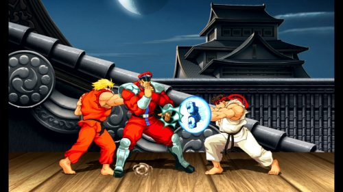 Ultra Street Fighter II The Final Challengers nintendo switch criticisght 2017 imagen 7