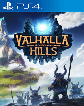 Valhalla Hills disponible en PS4 y XBOX One portada criticsight