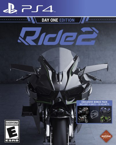 RIDE 2 ya disponible square Enix criticsight juego 2017 imagen PS4 cover portada