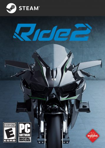 RIDE 2 ya disponible square Enix criticsight juego 2017 imagen pc steam cover portada