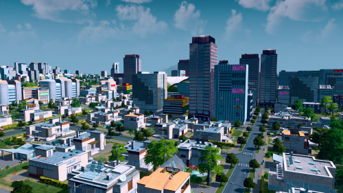 cities skylines wallpaper 2 criticsight 2017