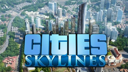 cities skylines wallpaper criticisght 2017