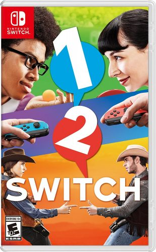 1-2 Switch disponible solo en Nintendo Switch portada criticisght 2017