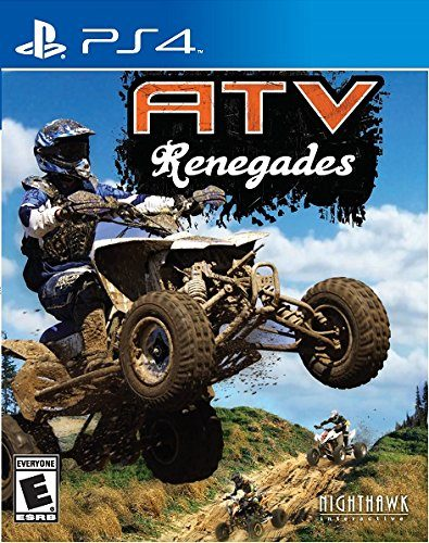 ATV Renegades disponible en PS4 y XBOX One portada criticisght 2017