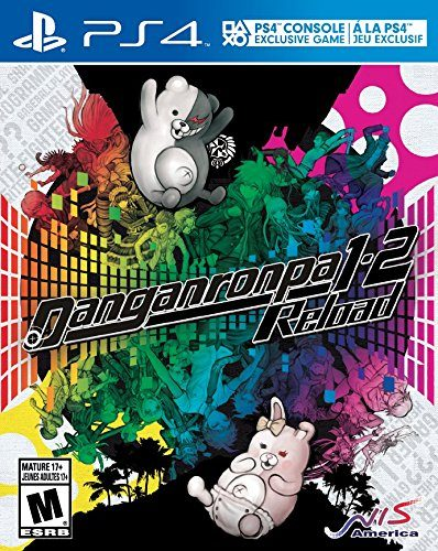 Dangaronpa 1-2 Reload Complete Edition disponible en PS4 portada criticsight 2017