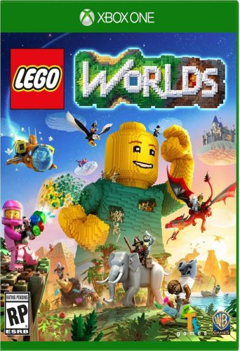 LEGO Worlds disponible en PS4 y XBOX One portada criticisght 2017