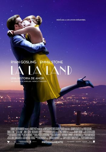 La La Land poster final latino español criticisght 2017
