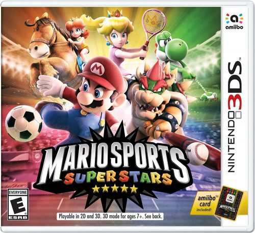 Mario Sports Super Stars disponible solo en 3DS portada criticisght