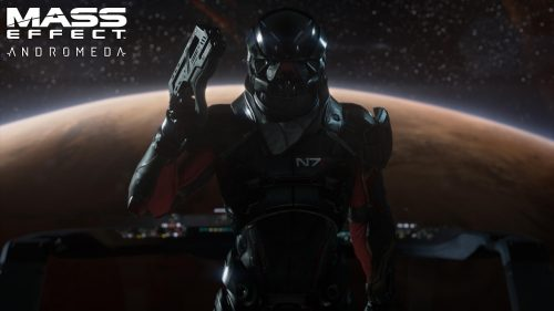 Mass Effect Andromeda Wallpaper criticsight