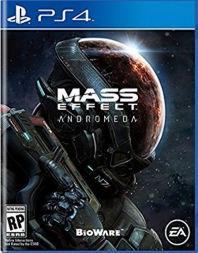 Mass Effect Andromeda disponible en PS4, XBOX One y PC portada criticsight