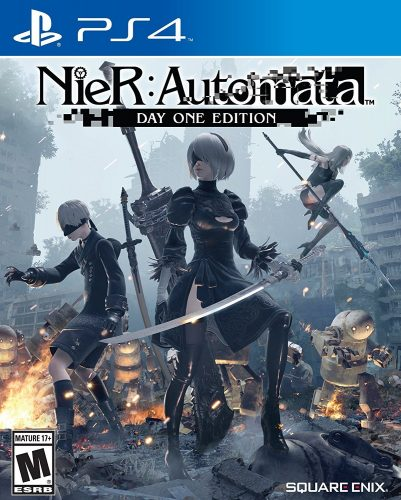 NieR Automata disponible en PS4 y PC portada criticisght
