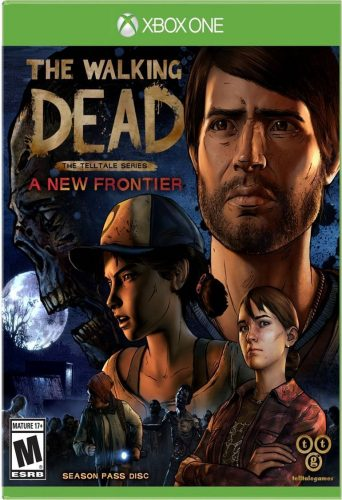 The Walking Dead A New Frontier disponible en XBOX One y PS4 portada criticsight 2017