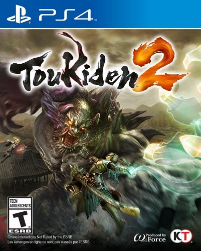 Toukiden 2 disponible en PS4 portada criticsight 2017