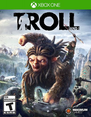 Troll & I disponible en XBOX One y PS4 portada criticisght 2017