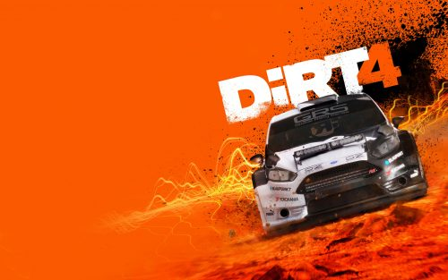 Dirt 4 wallpaper racing game carreras 2017 criticsight