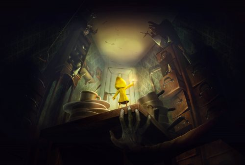 Little Nightmares Juego Terror Aventura 2017 Criticsight Imagen wallpaper clean