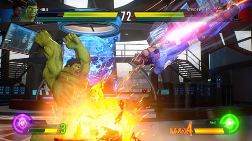 Marvel vs Capcom Infinite 2017 criticsight imagen 1