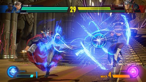 Marvel vs Capcom Infinite 2017 criticsight imagen 2