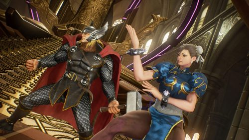 Marvel vs Capcom Infinite 2017 criticsight imagen 3