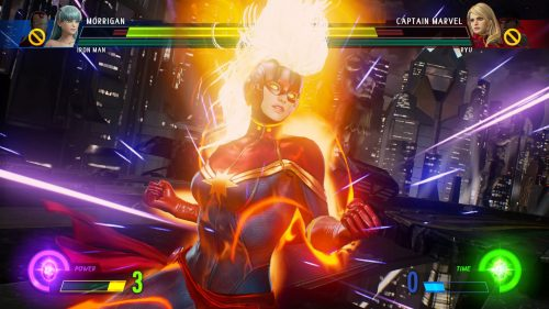 Marvel vs Capcom Infinite 2017 criticsight imagen 4