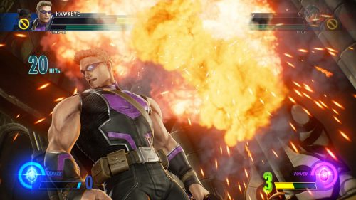 Marvel vs Capcom Infinite 2017 criticsight imagen 5
