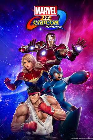Marvel vs Capcom Infinite Trailer de historia imágenes poster oficial HD