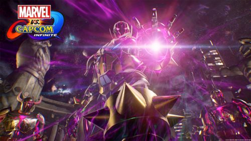 Marvel vs Capcom Infinite trailer de historia