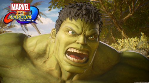 Marvel vs capcom infinite trailer de historia criticsight 2017 imagen 2