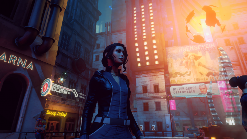 Dreamfall Chapters juego accion PS4 XBOX One PC 2017 Criticsight imagen 10