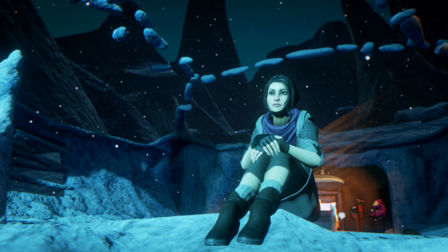 Dreamfall Chapters juego accion PS4 XBOX One PC 2017 Criticsight imagen 11