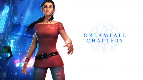 Dreamfall Chapters wallpaper ps4 xbox one criticsight 2017