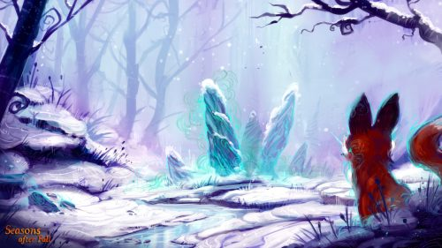Seasons After Fall criticsight 2017 PS4 XBOX One imágenes ilustracion 4