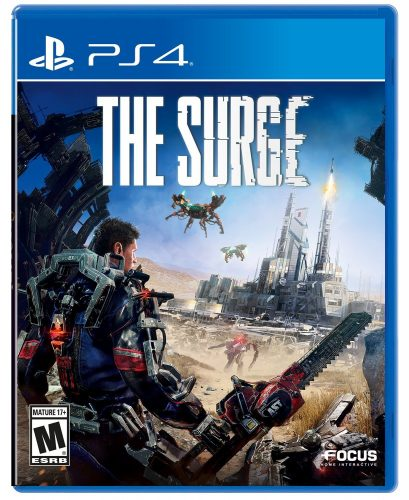 The Surge PS4 portada criticsight 2017