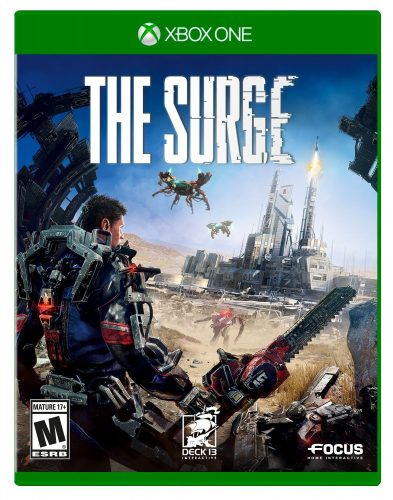 The Surge XBOX One portada criticsight 2017