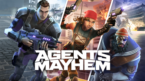 agents of mayhem wallpaper criticsight 2017