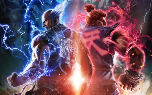 tekken 7 wallpaper consolas akume criticsight 2017