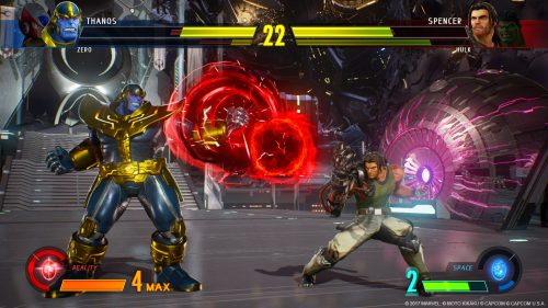 Marvel vs Capcom Infinite 2017 Criticsight Imagen 14