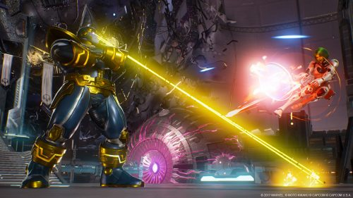 Marvel vs Capcom Infinite 2017 Criticsight Imagen 16