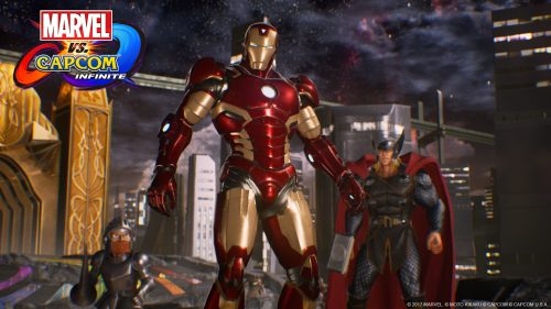Marvel vs Capcom Infinite 2017 Criticsight Imagen 20
