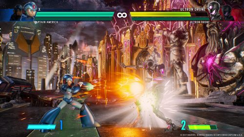 Marvel vs Capcom Infinite 2017 Criticsight Imagen 22