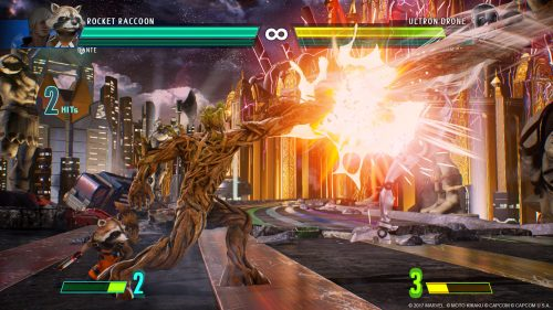 Marvel vs Capcom Infinite 2017 Criticsight Imagen 23